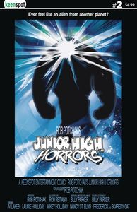 [Junior High Horrors #2 (Cover B - The Thing Parody) (Product Image)]