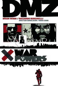 [DMZ: War Powers: Volume 7 (Product Image)]