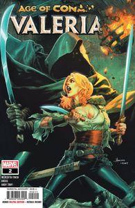 [Age Of Conan: Valeria #2 (Product Image)]