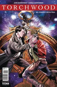 [Torchwood: The Culling #2 (Cover A Williamson) (Product Image)]