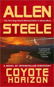 [Coyote Horizon: A Novel of Interstellar Discovery (Product Image)]