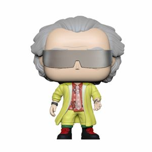 [Back To The Future: Pop! Vinyl Figure: Doc 2015 (Product Image)]