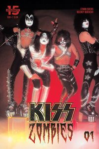 [KISS: Zombies #1 (Cover D Photo) (Product Image)]