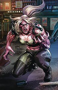 [Van Helsing Vs League Monsters #2 (Cover D Pasibe) (Product Image)]