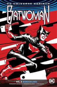 [Batwoman: Volume 2: Wonderland (Rebirth) (Product Image)]