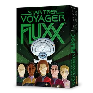 [Star Trek: Voyager: Fluxx (Product Image)]