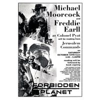 [Michael Moorcock and Freddie Earll (Product Image)]