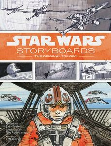 [Star Wars: Storyboards: The Original Trilogy (Hardcover) (Product Image)]