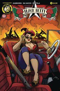 [Black Betty #3 (Cover A Da Sacco) (Product Image)]