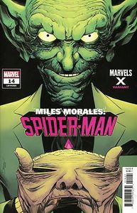 [Miles Morales: Spider-Man #14 (Shalvey Marvels X Variant) (Product Image)]