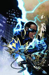 [DC Universe Presents: Volume 3: Black Lightning & Blue Devil (Product Image)]