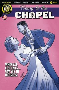 [Going To The Chapel #2 (Cover C Guidry) (Product Image)]