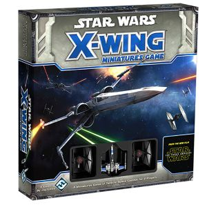 [Star Wars: The Force Awakens: X-Wing Miniatures Game: Core Set (Product Image)]