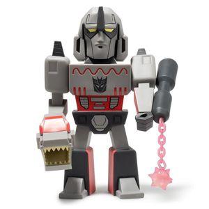 [Kidrobot: Vinyl Figure: Transformers Vs GI Joe Megatron (Product Image)]