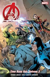 [Avengers: Time Runs Out: Volume 2 (UK Edition) (Product Image)]