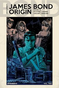 [James Bond: Origin: Volume 2 (Hardcover) (Product Image)]