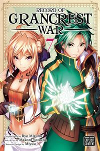 [Record Of Grancrest War: Volume 7 (Product Image)]