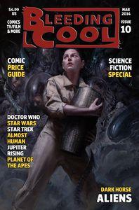 [Bleeding Cool Magazine #10 (Product Image)]