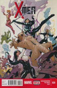 [X-Men #20 (Product Image)]