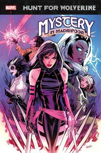 [Hunt For Wolverine: Mystery In Madripoor #1 (Product Image)]