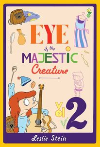 [Eye Of The Majestic Creature: Volume 2 (Product Image)]