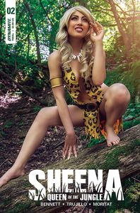 [Sheena #2 (Cover D Cosplay) (Product Image)]