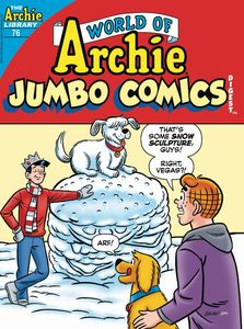 [World Of Archie: Jumbo Comics Digest #76 (Product Image)]