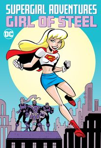[Supergirl Adventures: Girl of Steel (Product Image)]