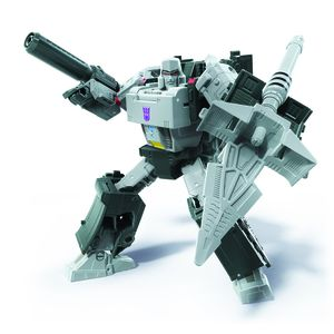 [Transformers: Generations: War For Cybertron: Action Figure: Megatron Earth (Product Image)]