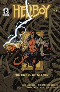 [Hellboy: Bones Of Giants #1 (Product Image)]