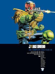 [2000AD: Judge Dredd: Complete Case Files: Volume 24 (Product Image)]