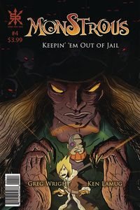 [Monstrous #4 (Product Image)]