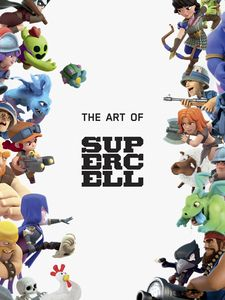 [Art Of Supercell: 10th Anniversary Edition (Hardcover) (Product Image)]