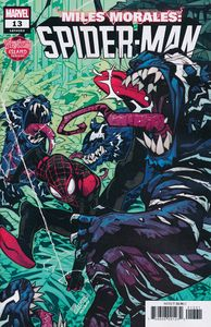 [Miles Morales: Spider-Man #13 (Petrovich Venom Island Variant) (Product Image)]