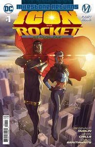 [Icon & Rocket: Season One #1 (Product Image)]