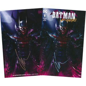 [Batman Who Laughs #1 (Mattina Variant Signed Set) (Product Image)]