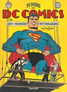 [75 Years Of DC Comics (Hardcover Signed Edition) (Product Image)]
