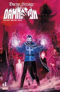 [Doctor Strange: Damnation (Product Image)]