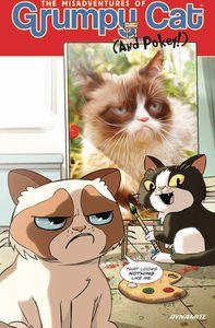 [Grumpy Cat: Volume 1 (Hardcover) (Product Image)]