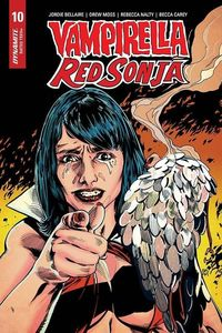 [Vampirella/Red Sonja #10 (Mooney Homage Variant) (Product Image)]