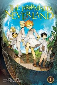[The Promised Neverland: Volume 1 (Product Image)]