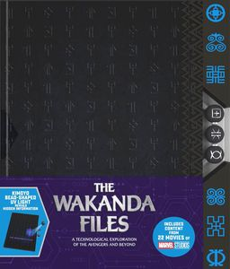 [The Wakanda Files: A Technological Exploration Of The Avengers & Beyond (Deluxe Edition Harcover) (Product Image)]