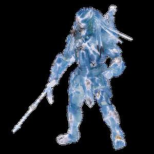 [Alien Vs. Predator: 1/18 Scale Action Figure: Scar: Active Camouflage (PX Exclusive) (Product Image)]