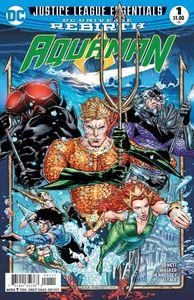 [Justice League: Essentials: Aquaman #1 (Rebirth) (Product Image)]