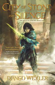 [Wells Of Sorcery: Book 2: City Of Stone & Silence (Product Image)]