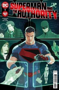 [Superman & The Authority #1 (Product Image)]