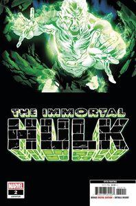 [Immortal Hulk #2 (5th Printing Bennett Variant) (Product Image)]