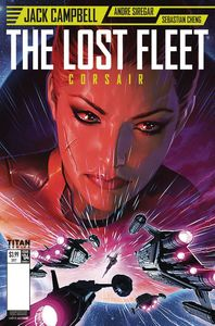 [Lost Fleet: Corsair #4 (Cover A Ronald) (Product Image)]