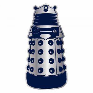 [Doctor Who: Enamel Pin Badge: Dalek (Product Image)]