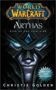 [World of Warcraft: Arthas: Rise of the Lich King (Product Image)]